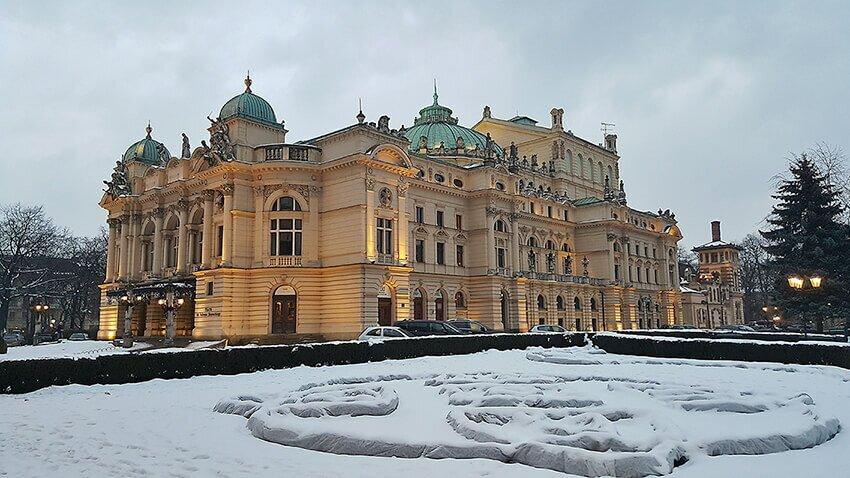Städtetrip Krakau