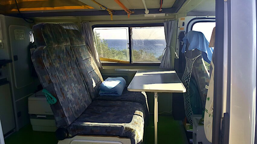 Vanlife Roomtour Ford Transit Nugget
