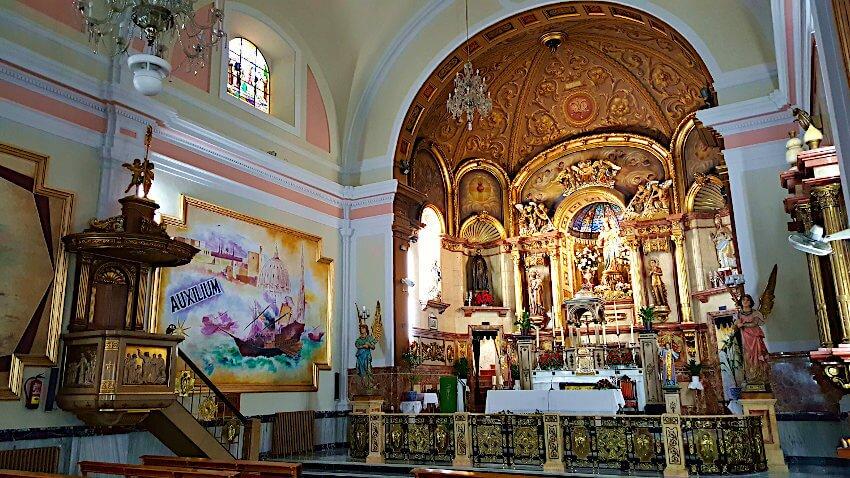 Sehenswürdigkeiten Ronda Kirche