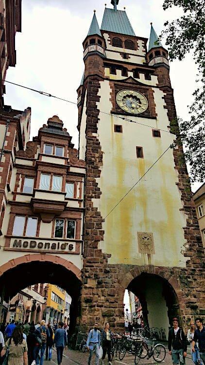 historische altstadt freiburg
