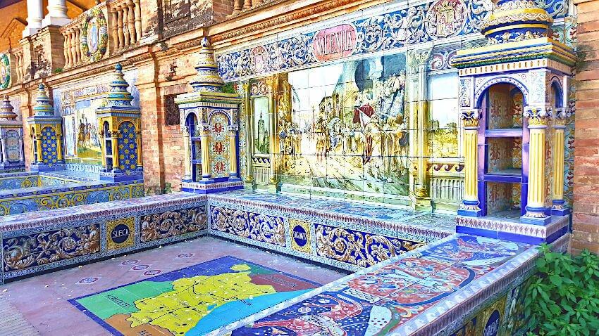 Tagesausflug Sevilla Sehenswürdigkeiten