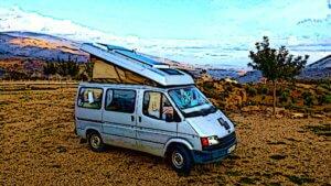 Schlafen im Aufstelldach: Von der Angst im Campervan überfallen zu werden